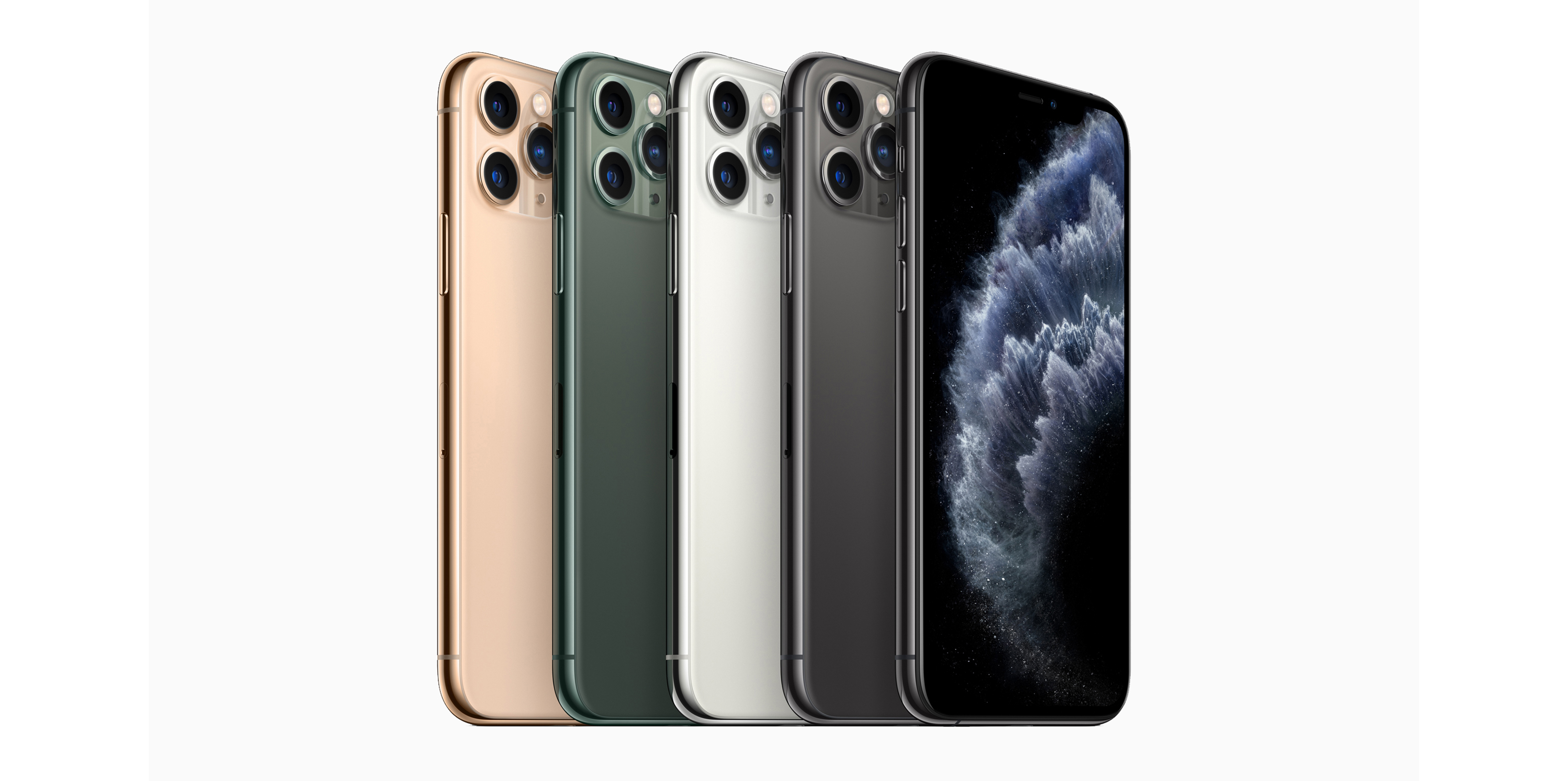 iPhone 11 Pro Max Dual SIM With FaceTime Midnight Green 256GB 4G LTE -HK Specs