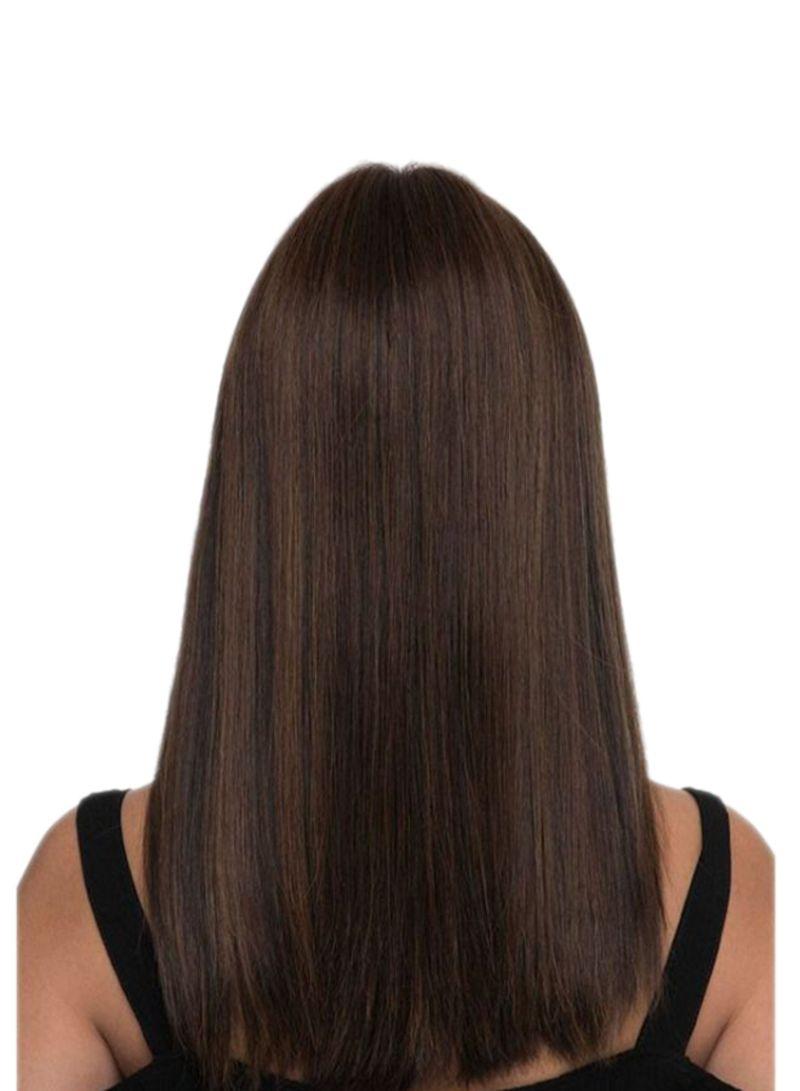 Shop Short Straight Hair Wig Brown Online In Dubai Abu Dhabi And All Uae