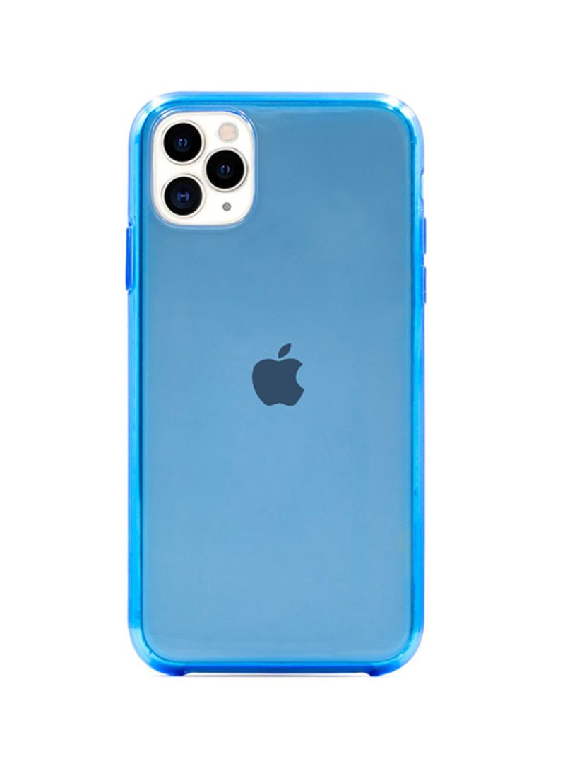 Buy Now Porodo Protective Case Cover For Apple Iphone 11 Pro Max Blue With Fast Delivery And Easy Returns In Dubai Abu Dhabi And All Uae