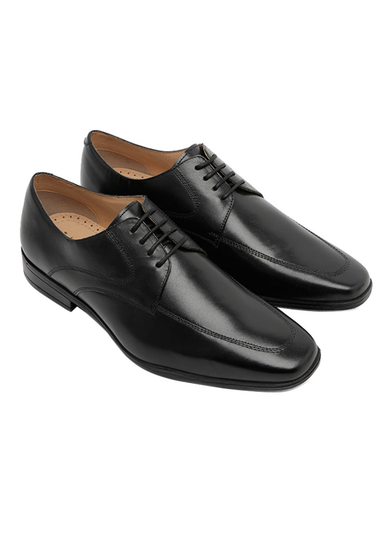 Shop Austin Reed Square Toe Oxford Shoes Black Online In Dubai Abu Dhabi And All Uae