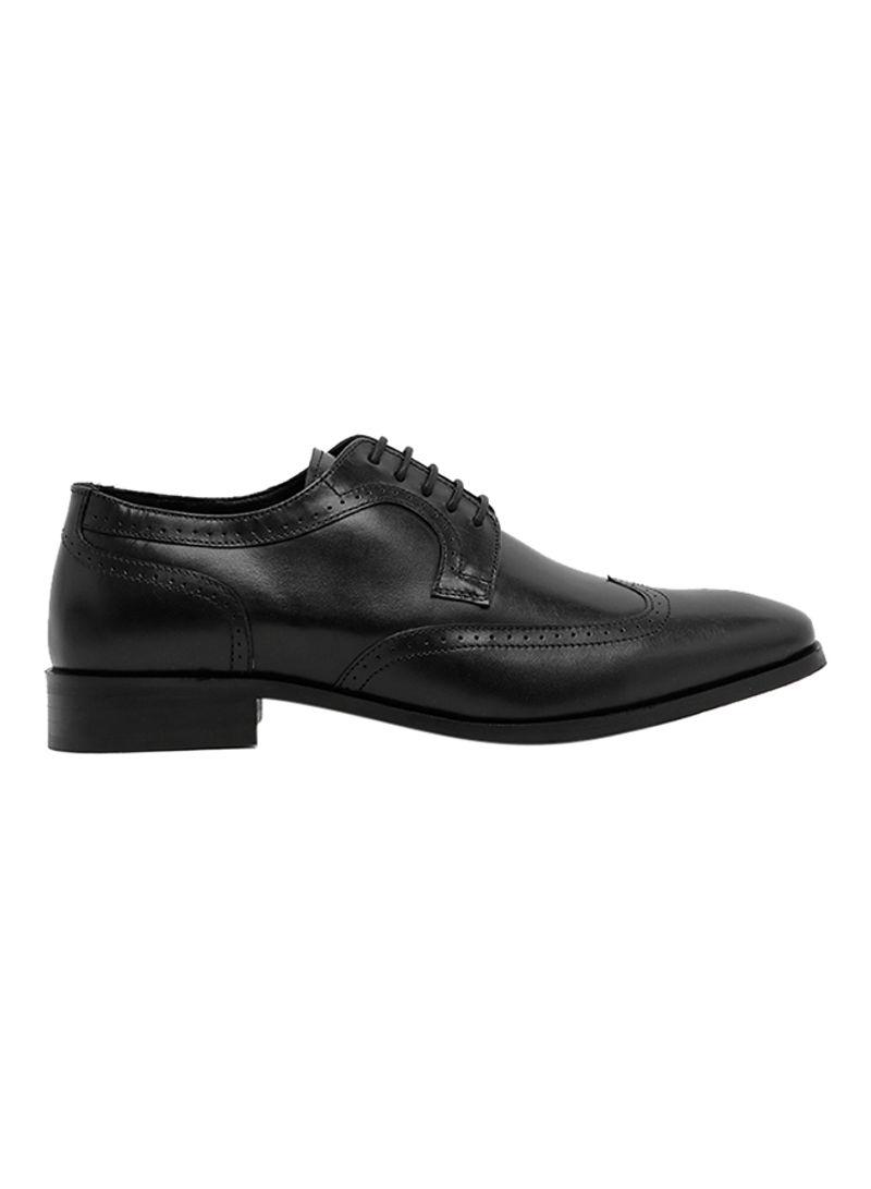 Shop Austin Reed Square Toe Formal Shoes Black Online In Dubai Abu Dhabi And All Uae