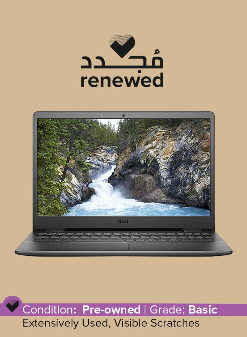 - Renewed - Vostro 3501 Laptop With 15.6-Inch Display, Core I3 1005G1 Processer/8GB RAM/1TB HDD/Intel UHD Graphics Black