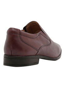 Shop Austin Reed Formal Slip On Shoes Burgundy Online In Dubai Abu Dhabi And All Uae